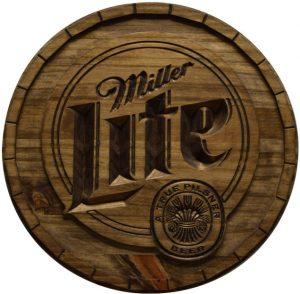 Beverage Brand Barrel Tops