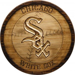 Chicago White Sox Barrel Tops
