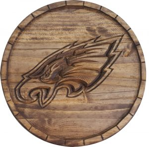 Philadelphia Eagles Barrel Tops