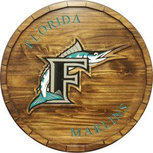 Miami Marlins Barrel Tops
