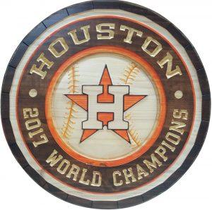 Houston Astros Barrel Tops