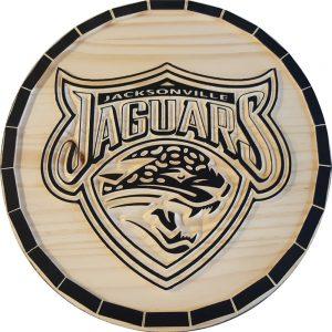 Jacksonville Jaguars Barrel Tops