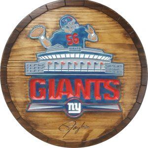 New York Giants Barrel Tops