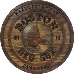 Boston Red Sox Barrel Tops