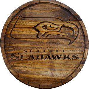 Seattle Seahawks Barrel Tops