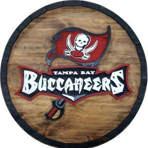 Tampa Bay Buccaneers Barrel Tops