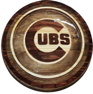Chicago Cubs Barrel Tops