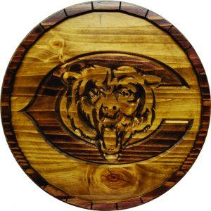 Chicago Bears Barrel Tops