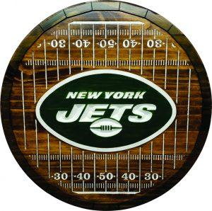 New York Jets Barrel Tops